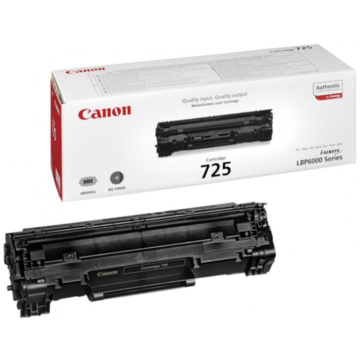 Заправка картриджа Canon 725 LBP6000/MF3010