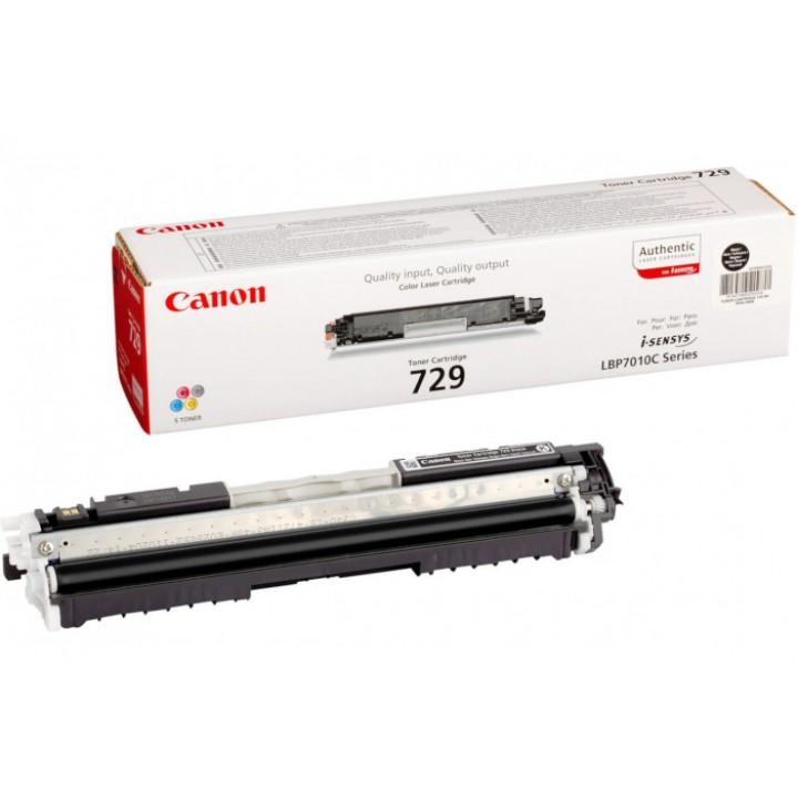 Заправка картриджа CANON 729 i-SENSYS LBP 7010/7018