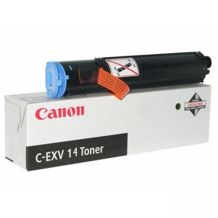 Заправка картриджа Canon C-EXV14 IR2016/2018/2020/2022/2025/2030/2166/2120/2318/2320/2420