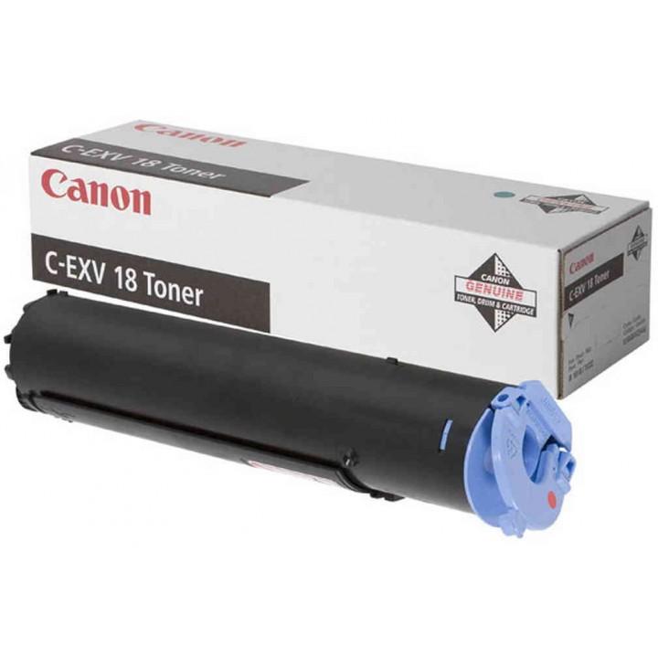 Заправка картриджа Canon C-EXV18/GPR-22 IR1018/1020/1022/1024