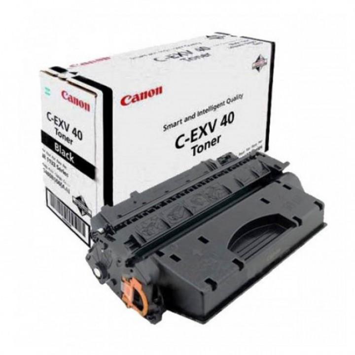 Заправка картриджа Canon C-EXV40 IR-1133