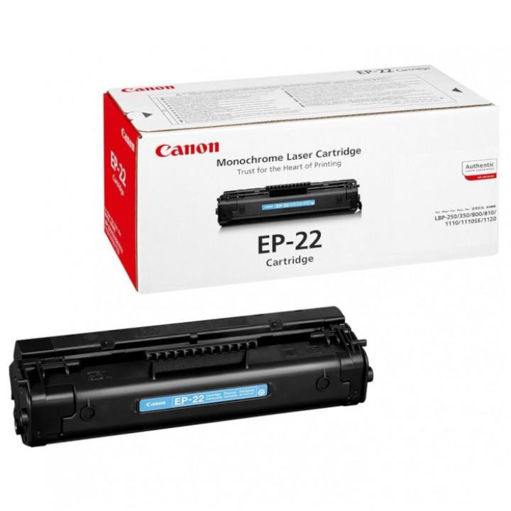 Заправка картриджа CANON EP-22 LBP800/810/1120