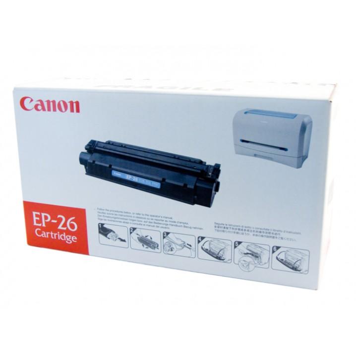 Заправка картриджа CANON EP-26 LBP3200/MF3110/5630/5650/5730