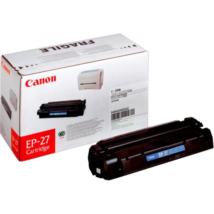 Заправка картриджа CANON EP-27 LBP3200/MF3110/3228/5630/5650/5730