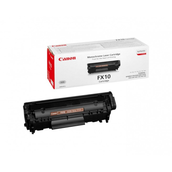 Заправка картриджа CANON FX9-FX10 L100/120/140/160/MF4010/4018/4120/4140/4150/4270/4320