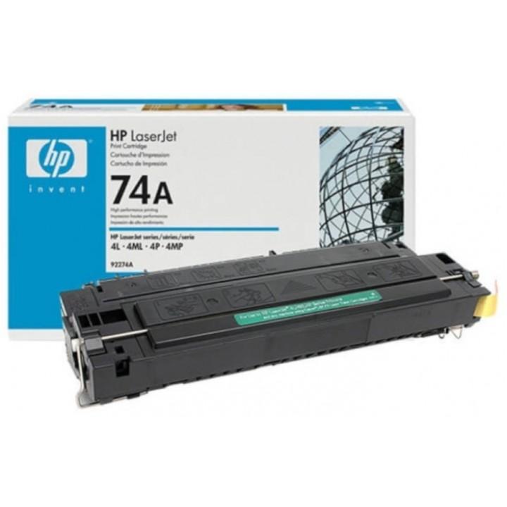 Заправка картриджа HP 92274A LJ 4L/4ML/4P/4MP