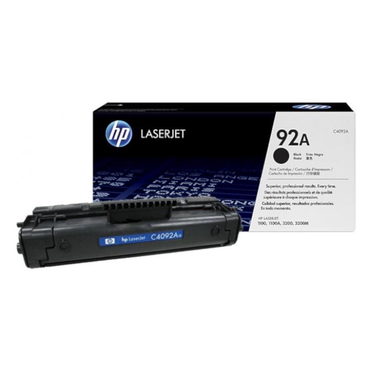 Заправка картриджа HP C4092A LJ 1100А/3200