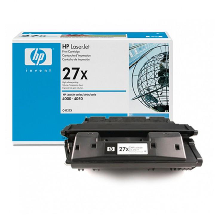 Заправка картриджа HP C4127X LJ 4000/4050