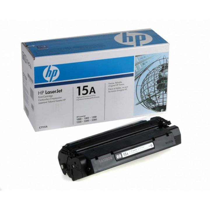 Заправка картриджа HP C7115A LJ 1000/1005/1200/1220/3300/3330/3380