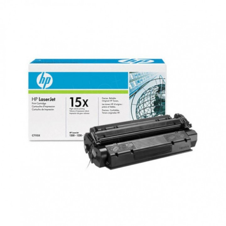 Заправка картриджа HP C7115X LJ 1000/1005/1200/1220/3300/3330/3380