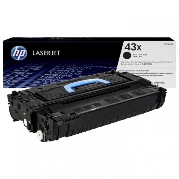 Заправка картриджа HP C8543X LJ 9000/9040/9050