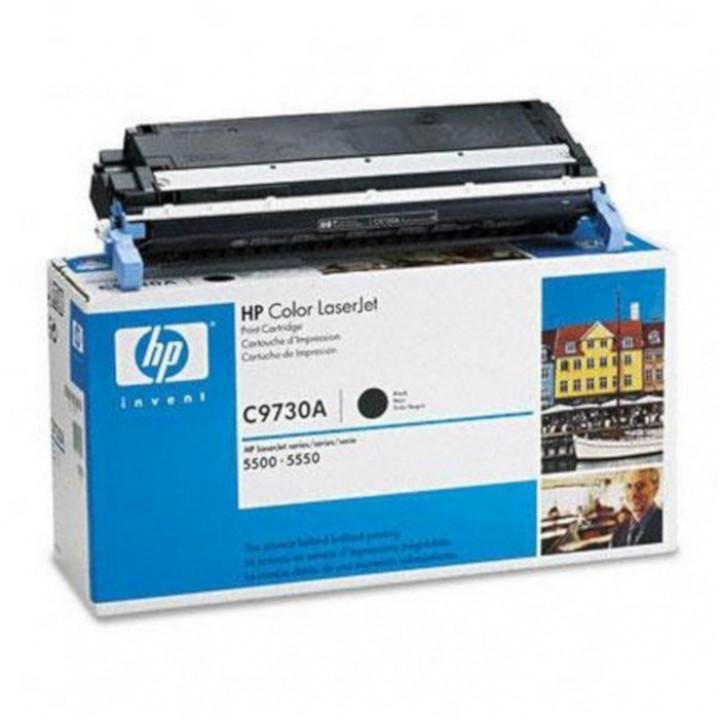 Заправка картриджа HP C9730-1-2-3A CLJ 5500
