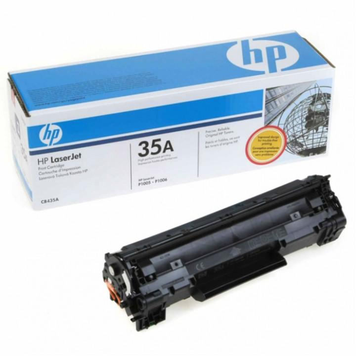 Заправка картриджа HP CB435A LJ P1005/1006/P1007/P1008