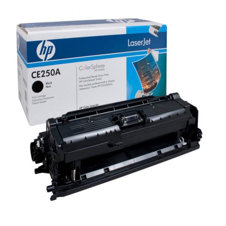 Заправка картриджа HP CE250-1-2-3A CLJ CM3530/CP3525