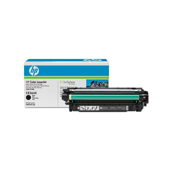 Заправка картриджа HP CE264X CF031-2-3A CLJ CM4540 Hewlett-Packard CE260A CF031-2-3A