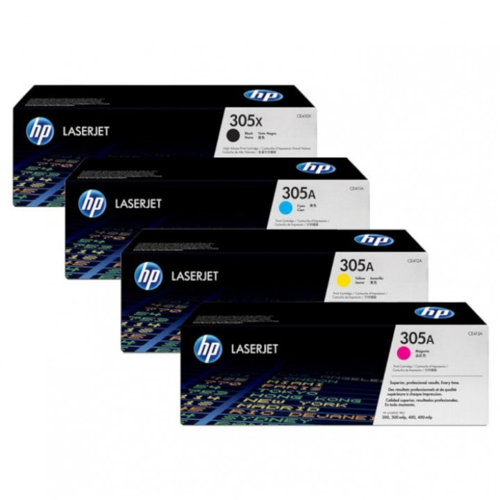 Заправка картриджа HP CE410-1-2-3A CLJ Pro 300/M351/M375MFP/400/M451/475MFP