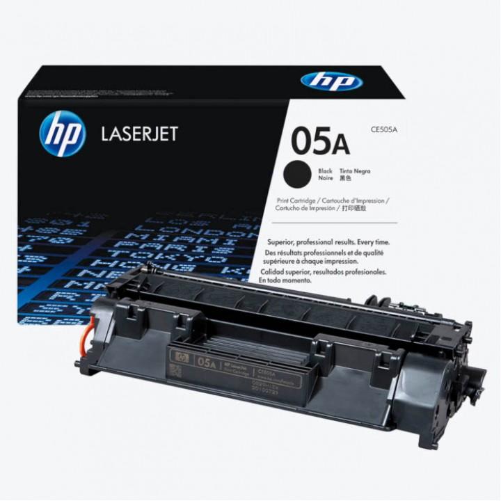 Заправка картриджа HP CE505A LJ P2035/2055