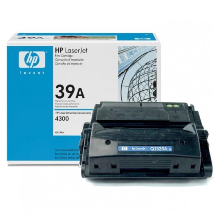 Заправка картриджа HP Q1339A LJ 4300
