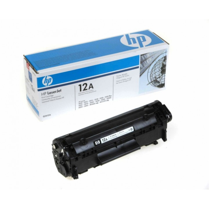 Заправка картриджа HP Q2612A LJ 1010/12/15/18/20/22/3015/3020/3030/3050/3052/3055/М1005/1319