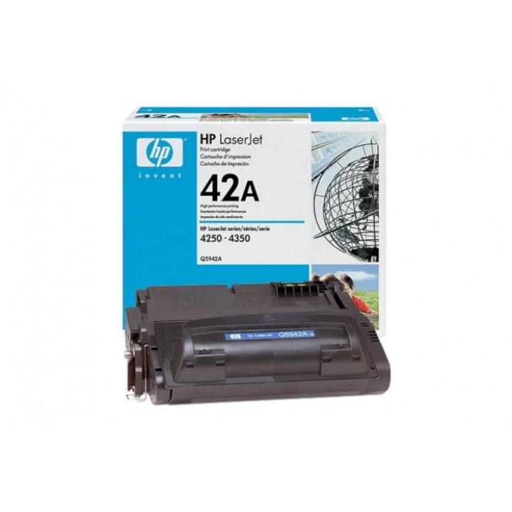 Заправка картриджа HP Q5942A LJ 4250/4350