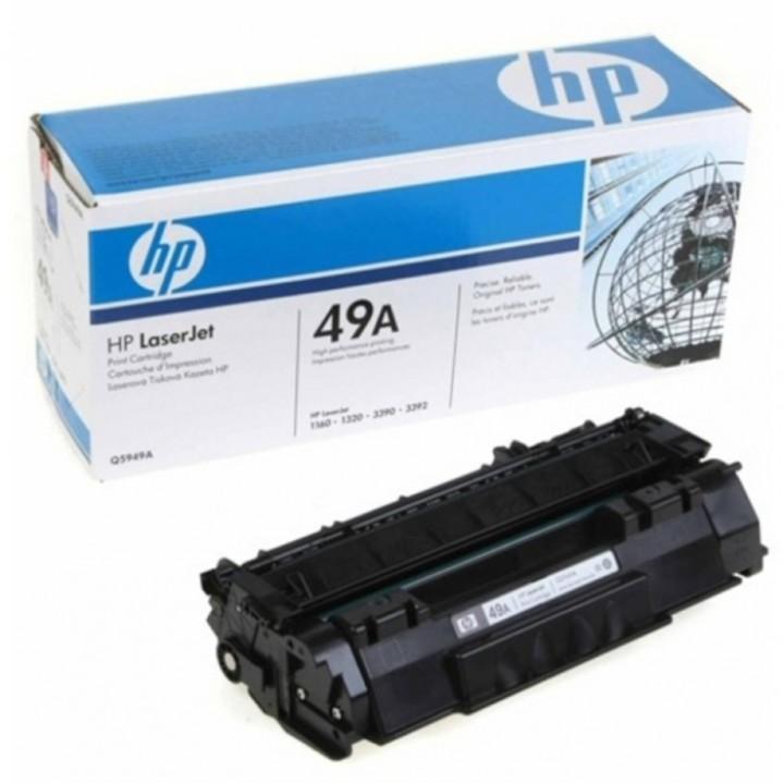 Заправка картриджа HP Q5949A LJ 1160/1320/3390/3392
