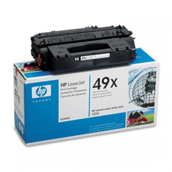 Заправка картриджа HP Q5949X LJ 1160/1320/3390/3392