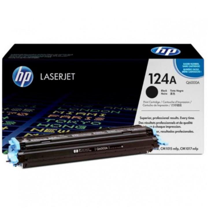 Заправка картриджа HP Q6000-1-2-3A CLJ 1600/2600/2605