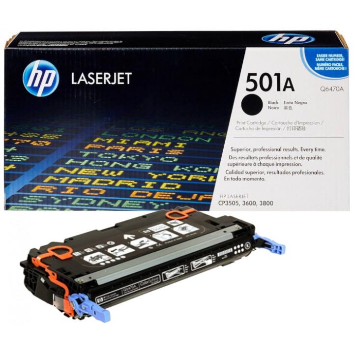 Заправка картриджа HP Q6470-1-2-3A CLJ 3600/3800/CP3505