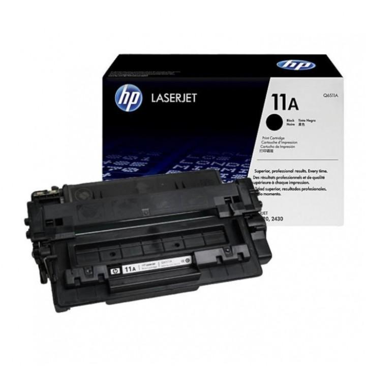 Заправка картриджа HP Q6511A LJ 2410/2420/2430