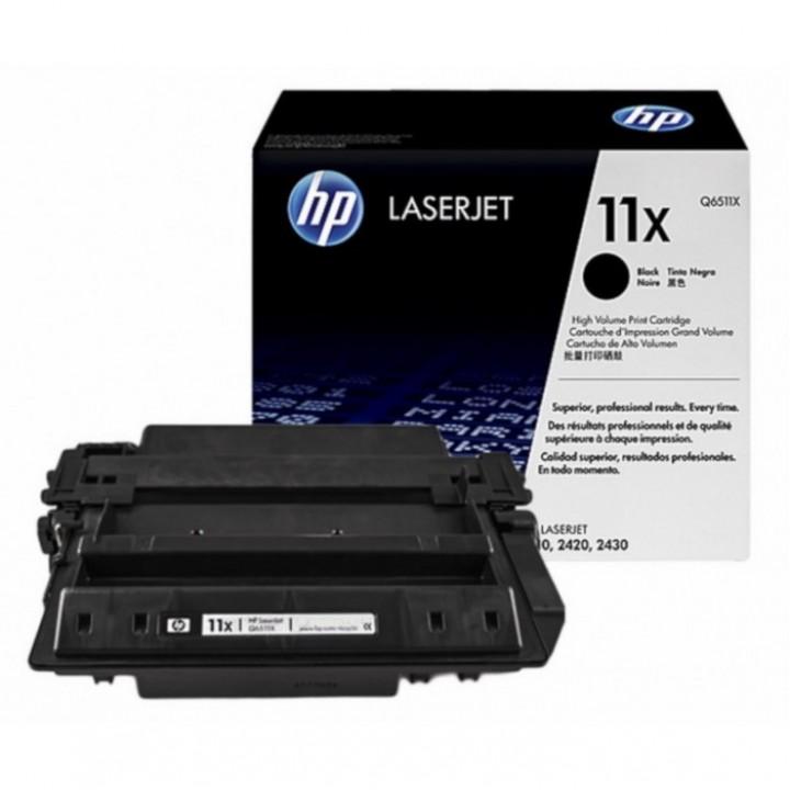 Заправка картриджа HP Q6511X LJ 2410/2420/2430
