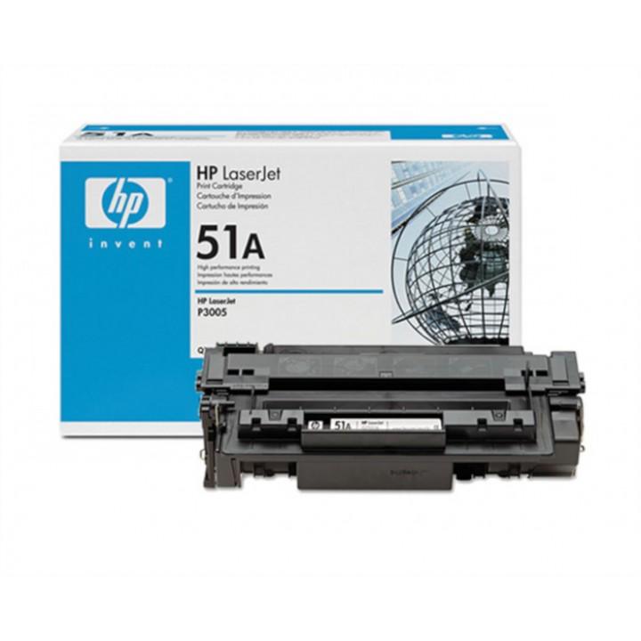 Заправка картриджа HP Q7551A LJ P3005/M3027/3035