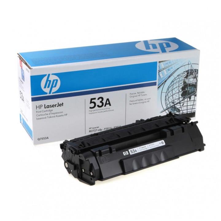Заправка картриджа HP Q7553A LJ P2014/2015/M2727