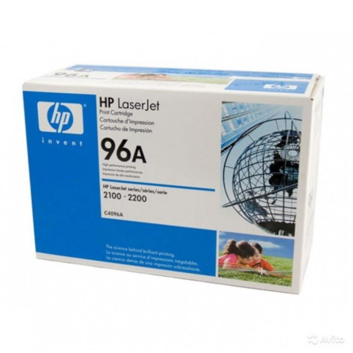 Заправка картриджа HP C4096A LJ 2100/2200 Hewlett-Packard С4096A