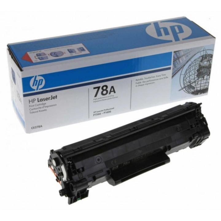 Заправка картриджа HP СE278A LJ P1536/1566/1606