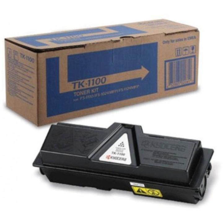 Заправка картриджа Kyocera TK-1100 FS1024MFP/1124MFP