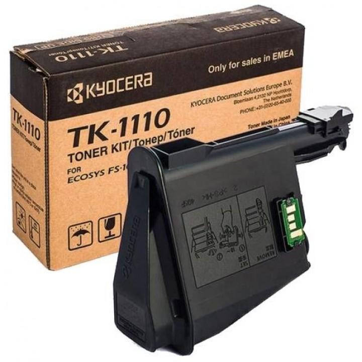 Заправка картриджа Kyocera TK-1110 FS1120MFP/FS1040