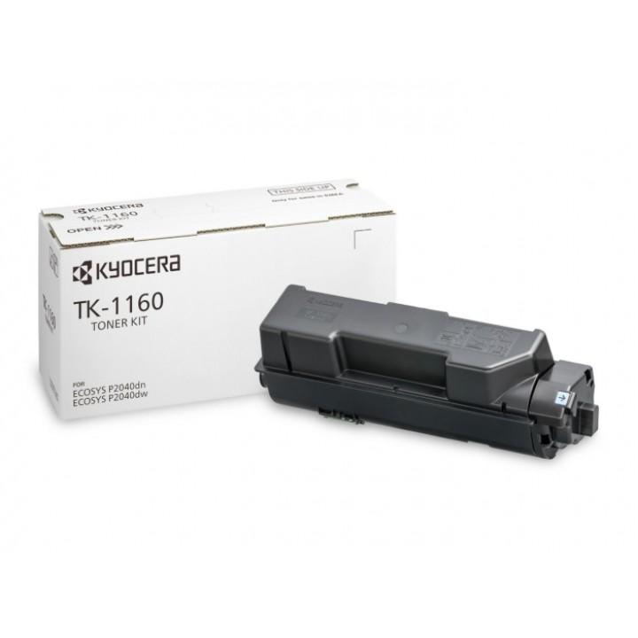 Заправка картриджа Kyocera TK-1160 M2040/M2540/M2640/P2040 Kyocera-Mita TK-1160