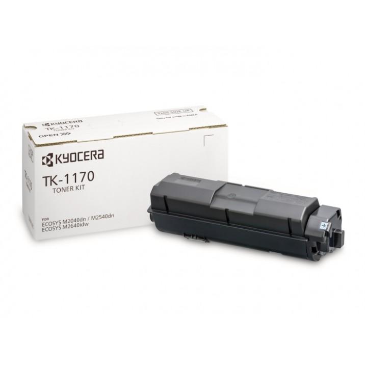 Заправка картриджа Kyocera TK-1170 M2040/M2540/M2640/P2040 Kyocera-Mita TK-1170
