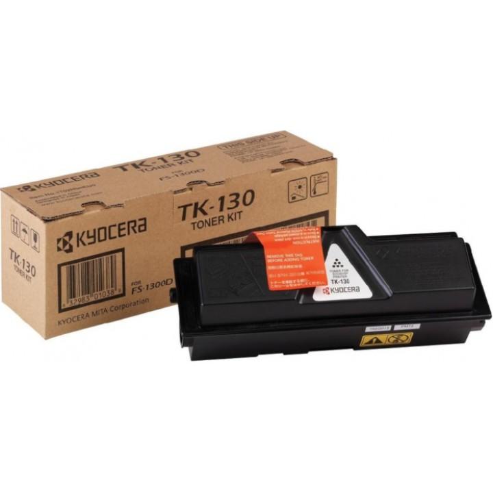 Заправка картриджа Kyocera TK-130 FS1028MFP/1128MFP/1300/1350 Kyocera-Mita TK-130