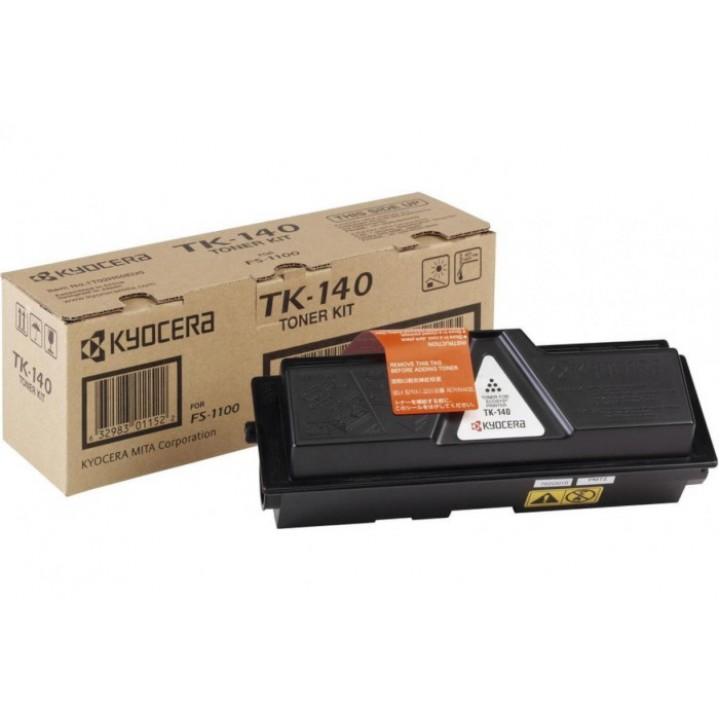 Заправка картриджа Kyocera TK-140 FS1100