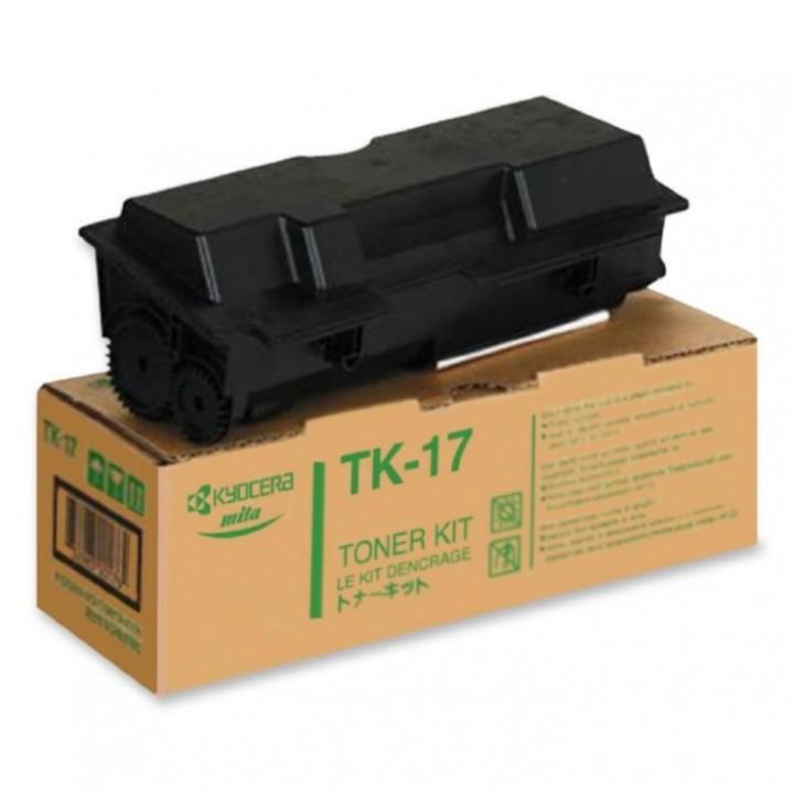 Заправка картриджа Kyocera TK-17 FS1000/1010/1050