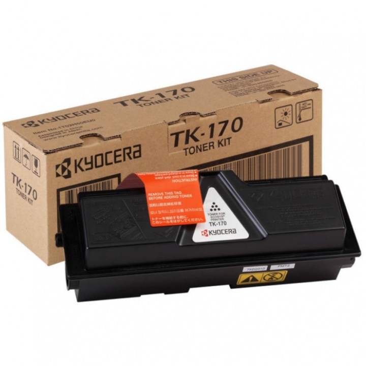 Заправка картриджа Kyocera TK-170 FS1320/1370/Ecosys P2135