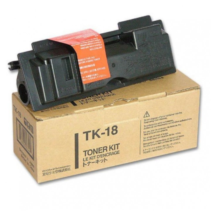 Заправка картриджа Kyocera TK-18 FS1018/1020/1118MFP