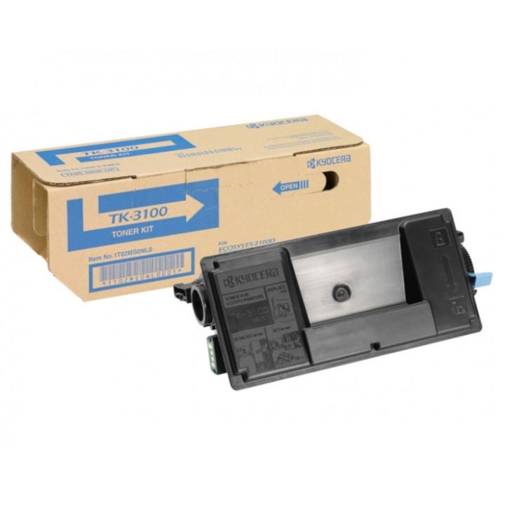 Заправка картриджа Kyocera TK-3100 FS2100