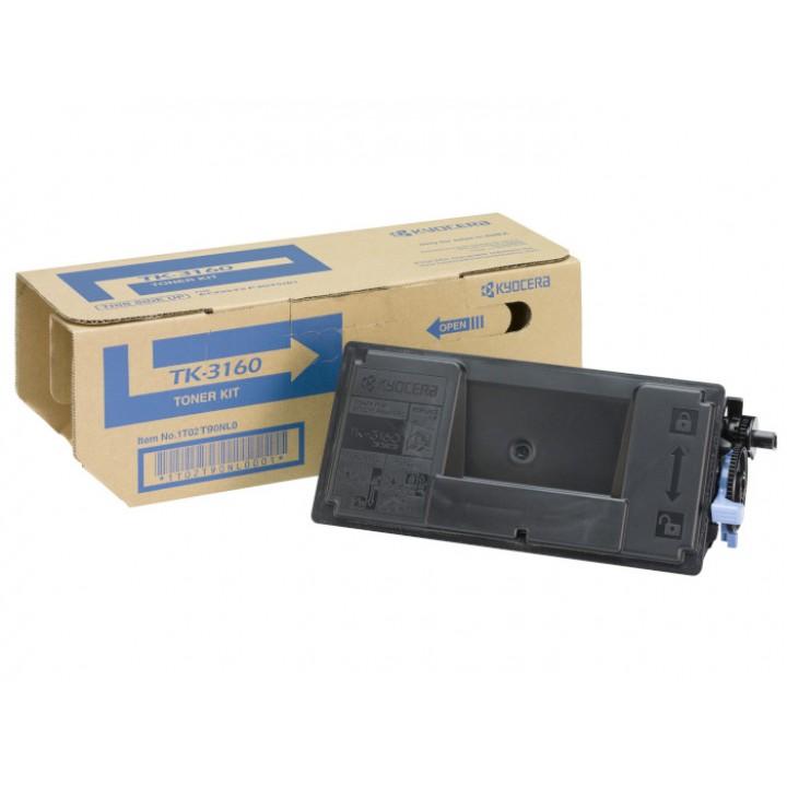 Заправка картриджа Kyocera TK-3160/3170 P3045/P3050/P3055/P3060