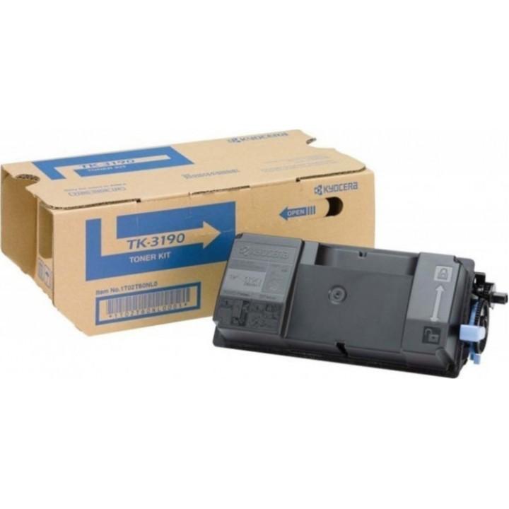 Заправка картриджа Kyocera TK-3190 P3045/P3050/P3055/P3060