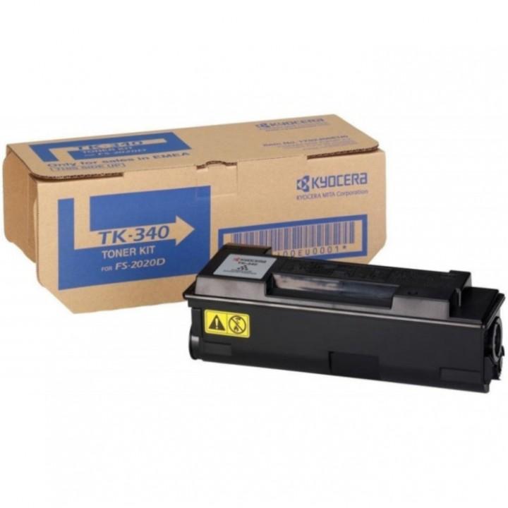 Заправка картриджа Kyocera TK-340 FS2020