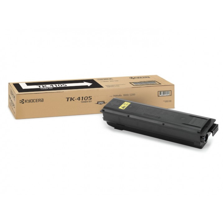 Заправка картриджа Kyocera TK-4105 TASKalfa 1800/1801/2200/2201