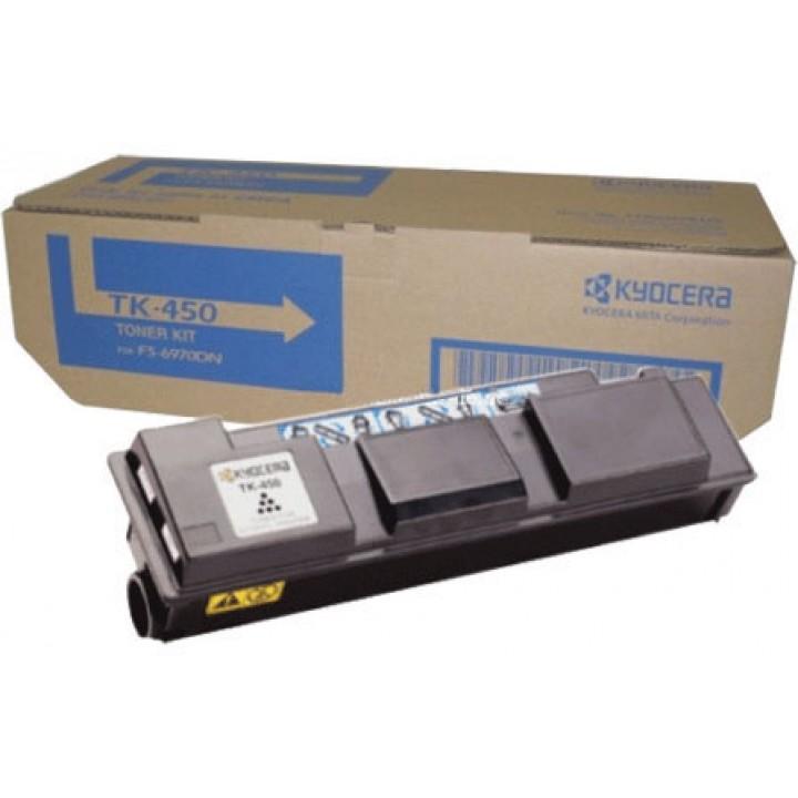 Заправка картриджа Kyocera TK-450 FS6970