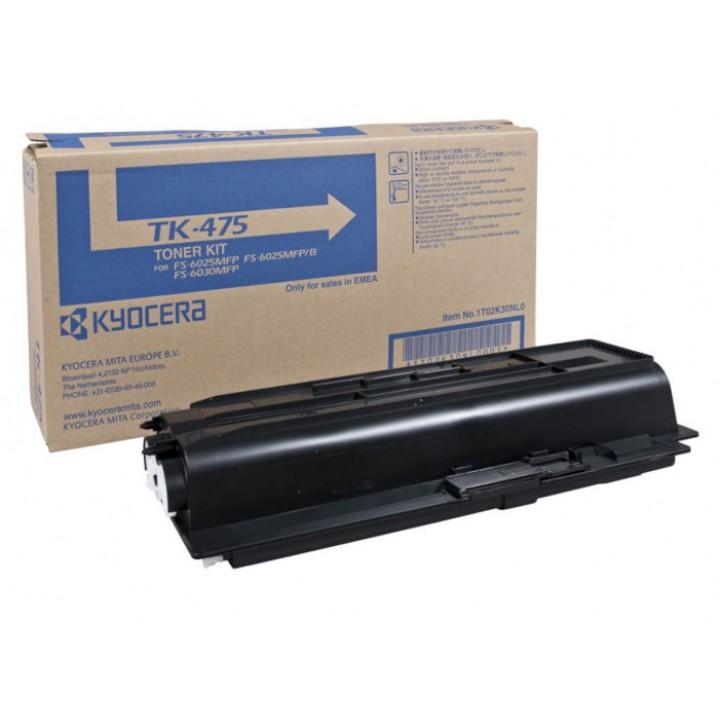 Заправка картриджа Kyocera TK-475 FS6025/6030/6525/6530